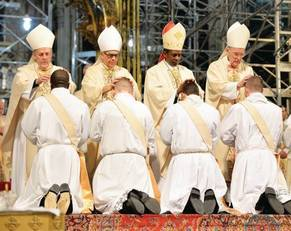 Ordination of Fr. Michael Achanyi
